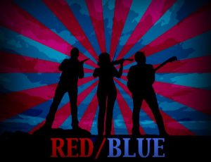 Red/Blue Consideration 2
