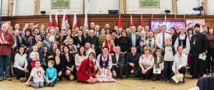 Святкаванне 100-годдзя Беларускай Народнай Рэспублікі ў Атаве